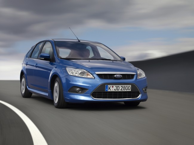 Ford Focus 2 фото